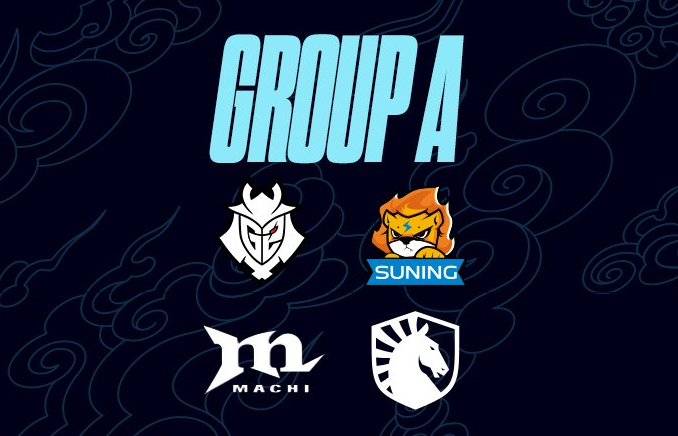 Worlds Group A