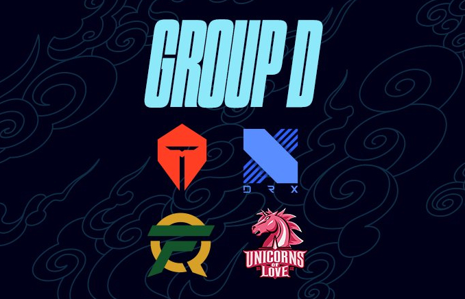 Worlds Group D
