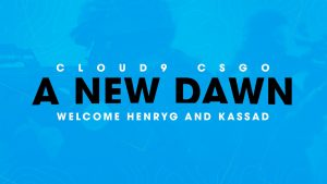 Cloud9 Hire HenryG as CS:GO GM; Revamp Entire Roster