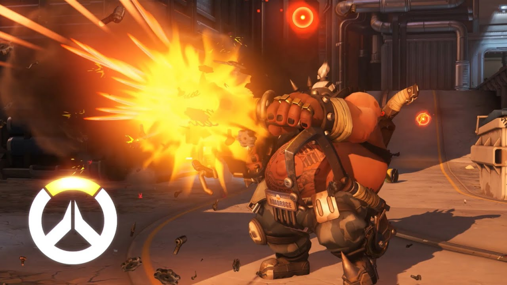 With the new changes, shotguns should be a more consistent and predictable weapon for Overwatch players (Image via Blizzard Entertainment)
