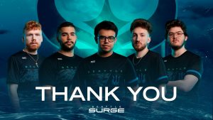 Seattle Surge Drop Majority of Call of Duty Roster