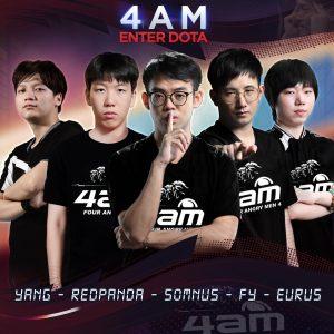 4AM Announces New Chinese Super Team