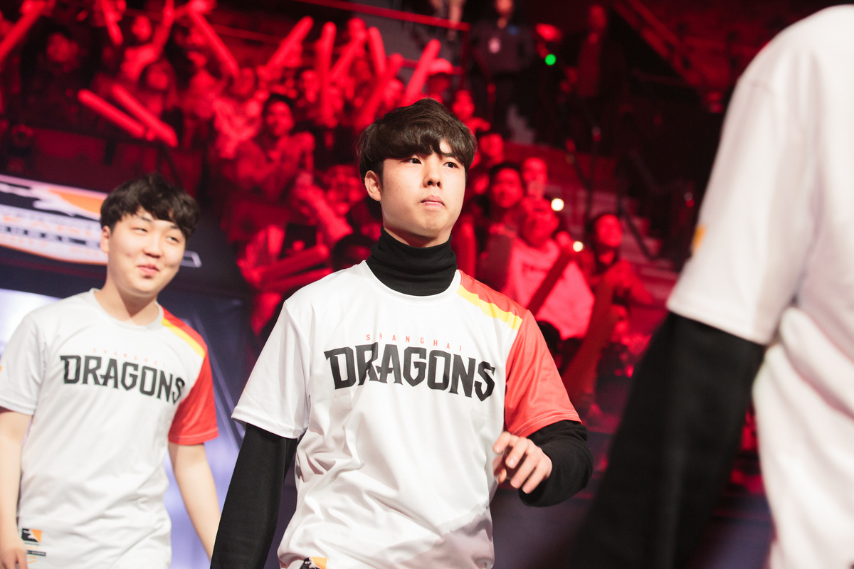 Dragons OWL Finals
