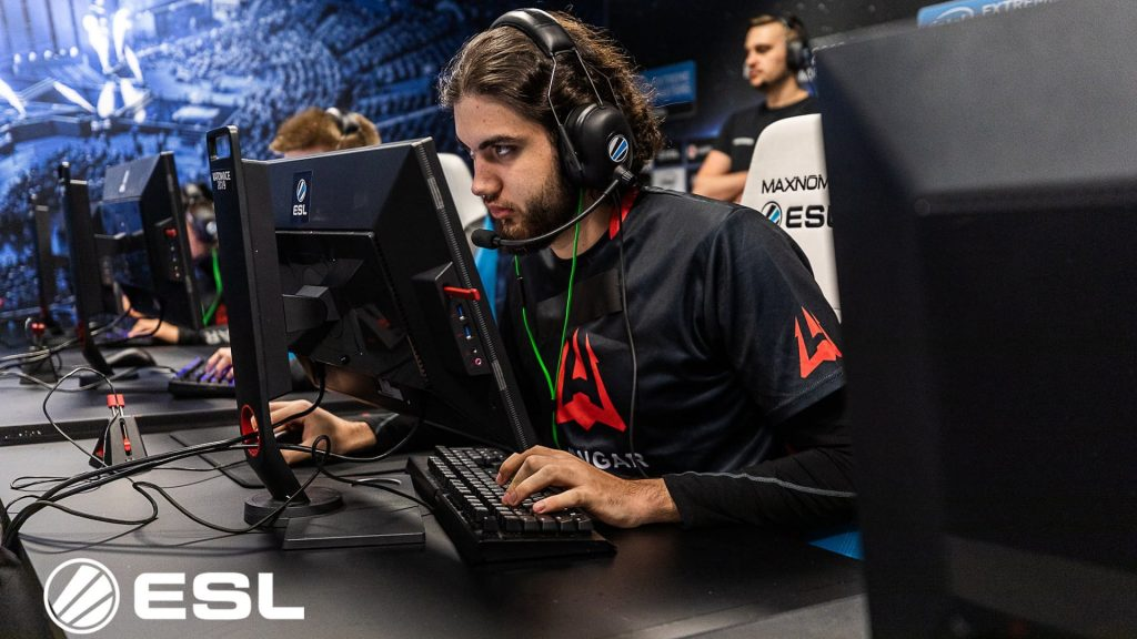 Virtus.pro is one team appearing at the Nine to Five event as the event host invited several big names to their new event (Photo via ESL)