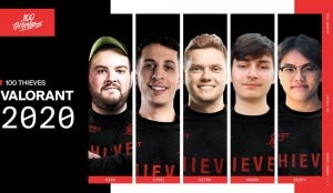 100 Thieves Sign Asuna and Dicey to Complete VALORANT Roster