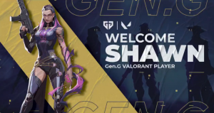 Gen.G Sign Shawn12590 to VALORANT Roster