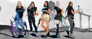 Cloud9 Signs All-Women's VALORANT Team