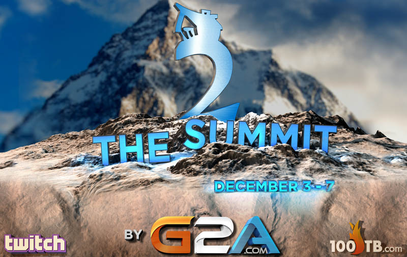 The Summit 2's prize pool in 2014 grew from $100,000 to $310,912 thanks to crowdfunding