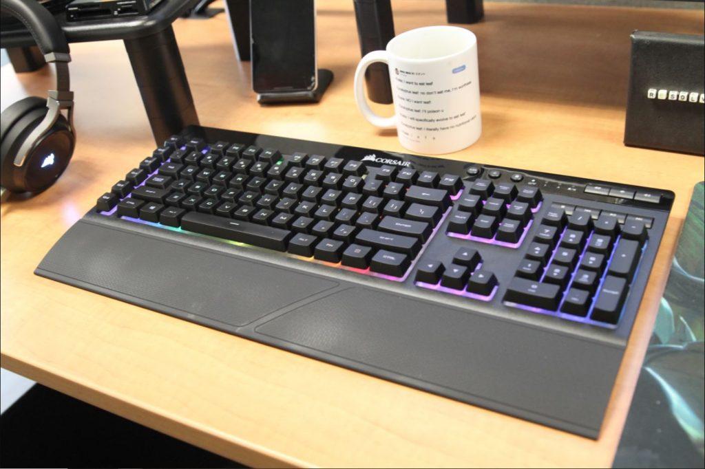 Corsair K57 Wireless Keyboard