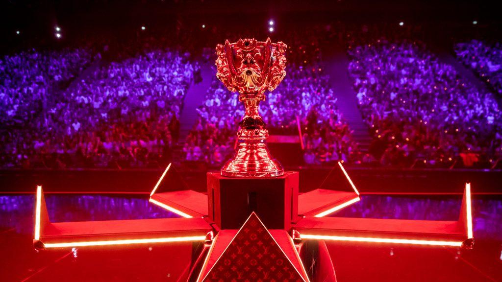 Worlds 2020 Summoner's Cup