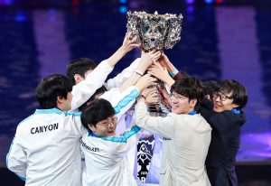 Worlds Finals: Jungle Canyon Propels DAMWON Gaming