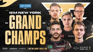 FaZe Clan Win Their First Trophy of the Year at IEM New York
