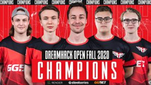 Heroic Run the Gauntlet to Win DreamHack Open Fall