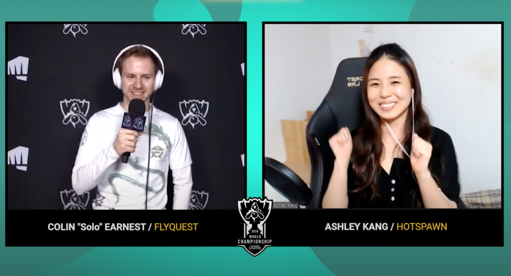 """""""I think that all the criticism that NA has is fair"""" Solo said after FlyQuest was eliminated from Worlds 2020."""