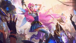 Everything We Know About Seraphine – League's Starry-Eyed Songstress