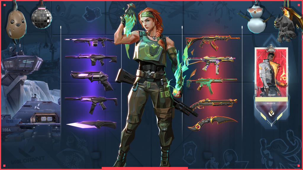 Skye will be VALORANT's 13th agent (Image via Riot Games)