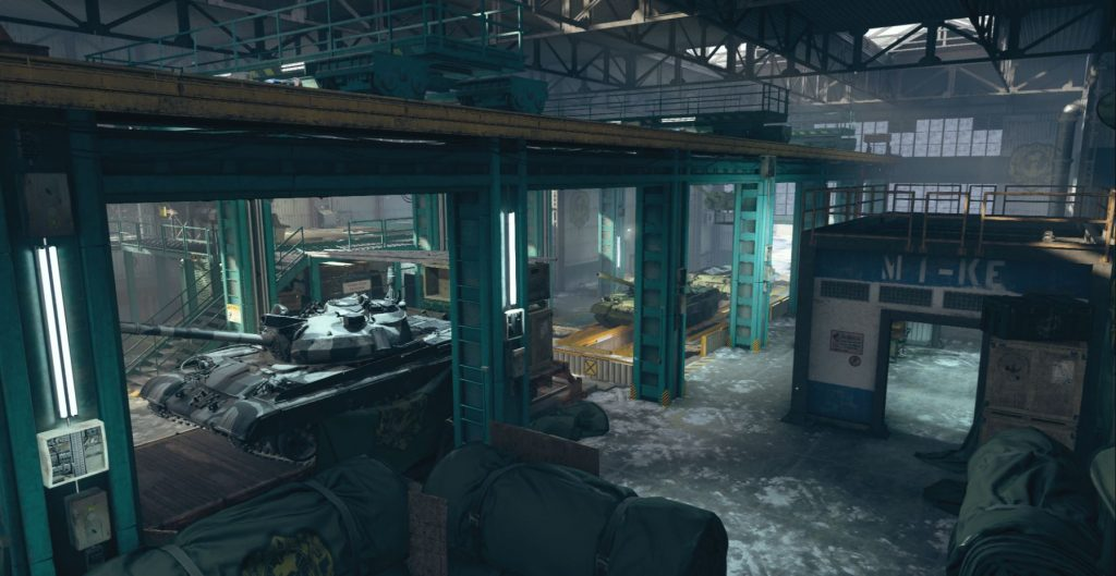 Mialstor Tank Factory