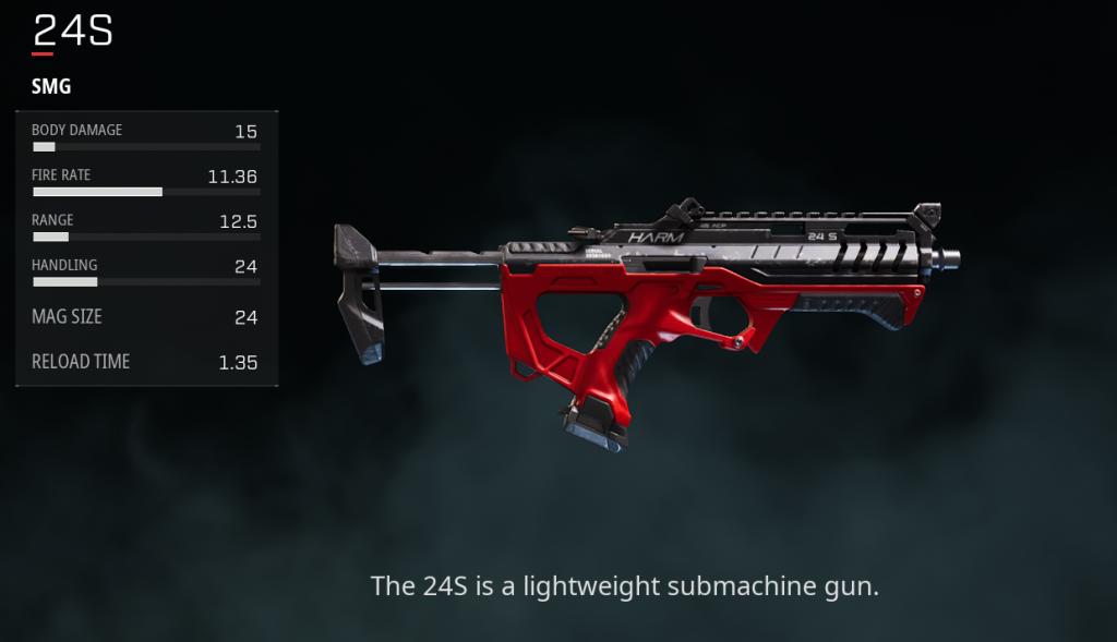 Lancer 24S