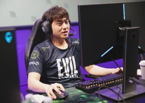 Bang went back home joining the Afreeca Freecs in the offseason roster shuffle (Photo via Colin Young-Wolff | Riot Games)