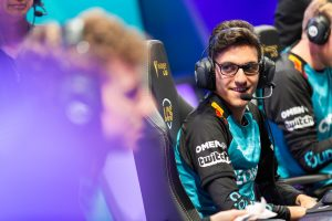 The LoL offseason roster shuffle will see Nisqy go back to EU (Photo via Riot Games)
