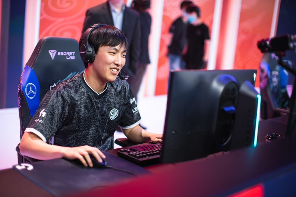 His Worlds 2020 appearance with TSM proved to be the last of the professional carre of Doublelift. (Photo via Yicun Liu | Riot Games)