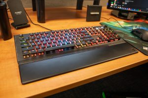 Roccat Vulcan 121 AIMO Keyboard Review