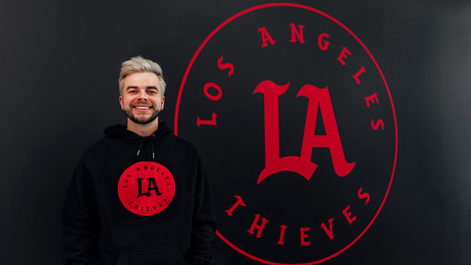 The LA Thieves marks 100 Thieves return to the competitive Call of Duty scene (Image via LA Thieves)