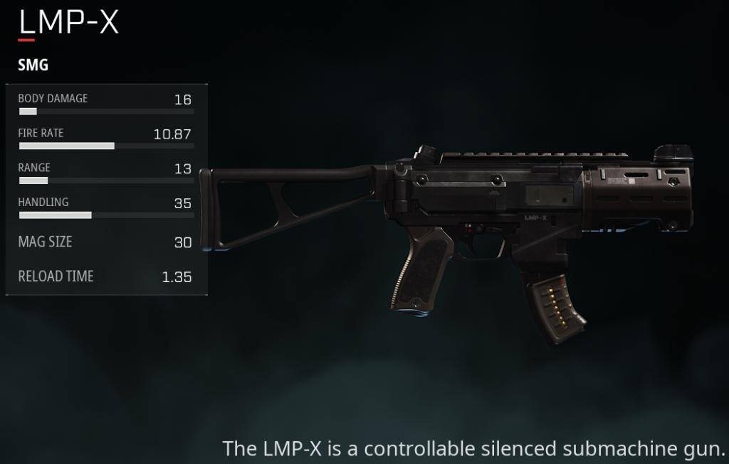 LMP-X Talon