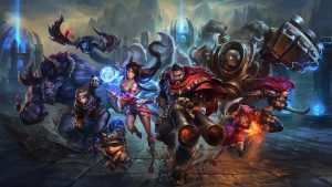 League of Legends Preseason Features Abundance of Champion Changes