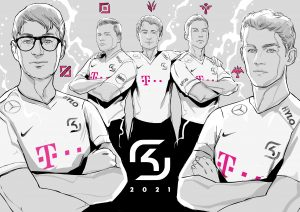 SK Gaming Reveal 2021 LEC Roster