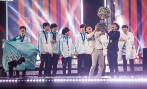 Damwon Shattered LCK Stereotypes With Worlds 2020 Win