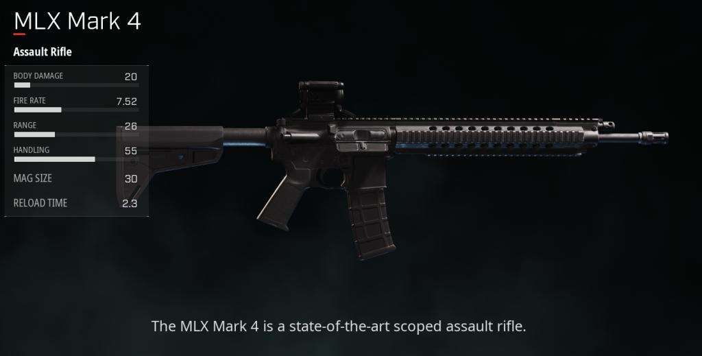 Rogue Company Mark 4