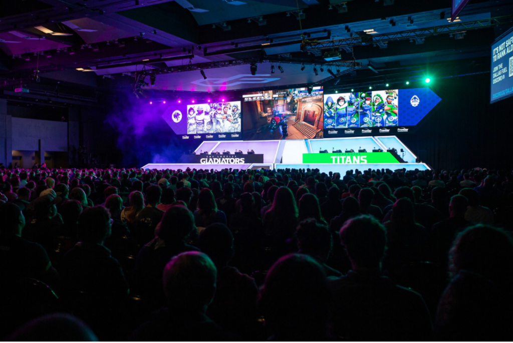 Overwatch League 2021 Season Delayed to Spring