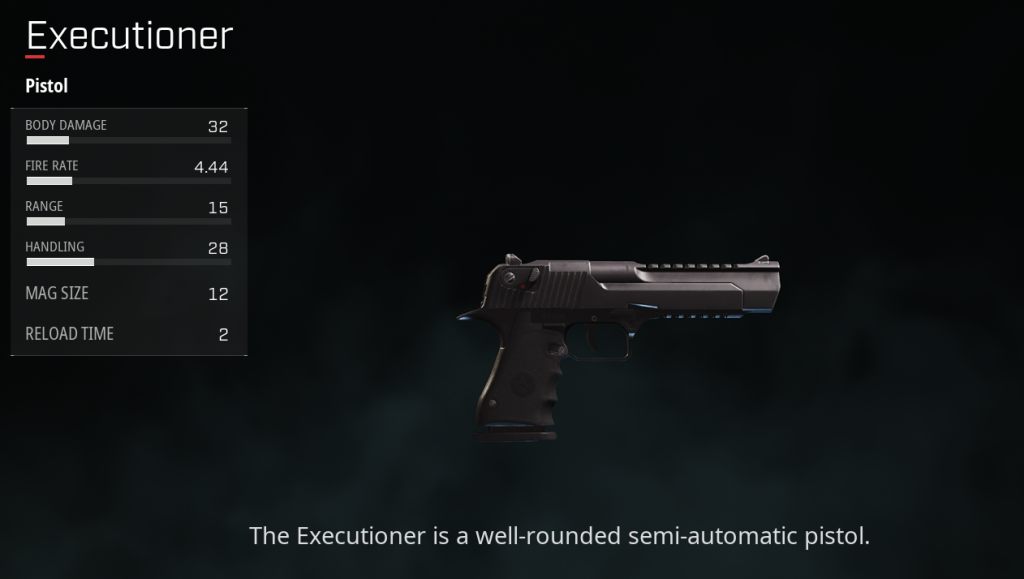 Trench Executioner