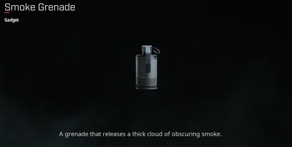 Saint Smoke Grenade