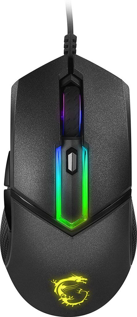 MSI GM30 Clutch Best Gaming Mouse