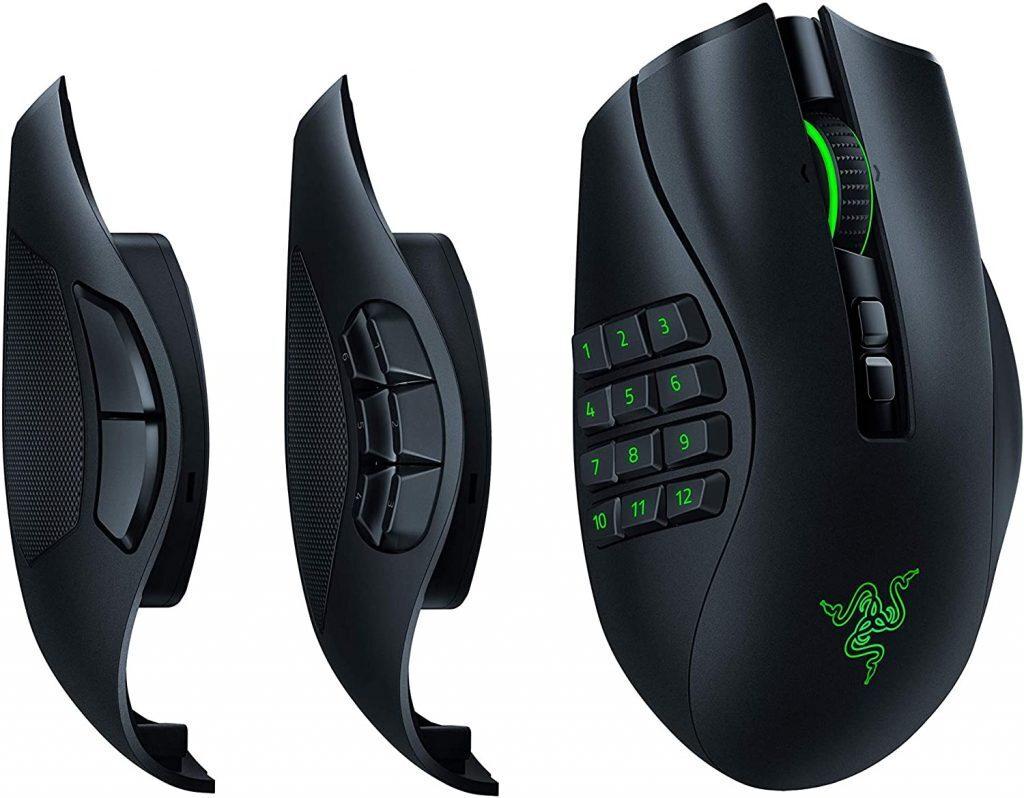 Razer Naga Pro Best Gaming Mouse