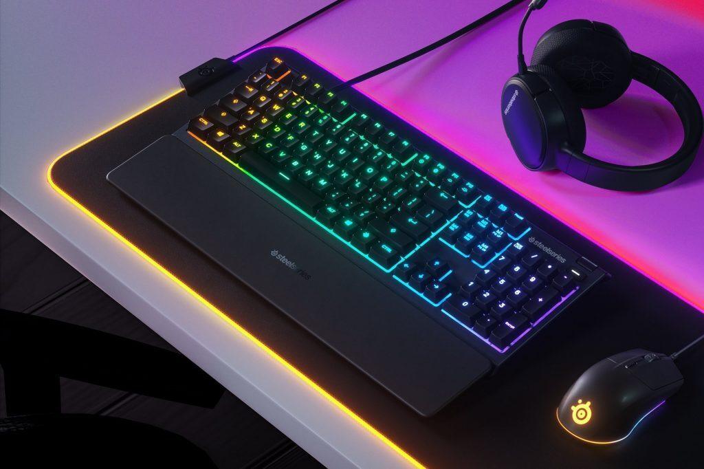 SteelSeries Apex Best Gaming Keyboard