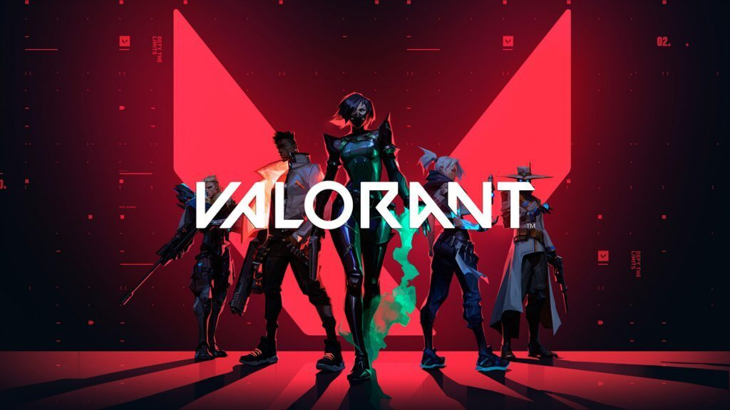 VALORANT team composition