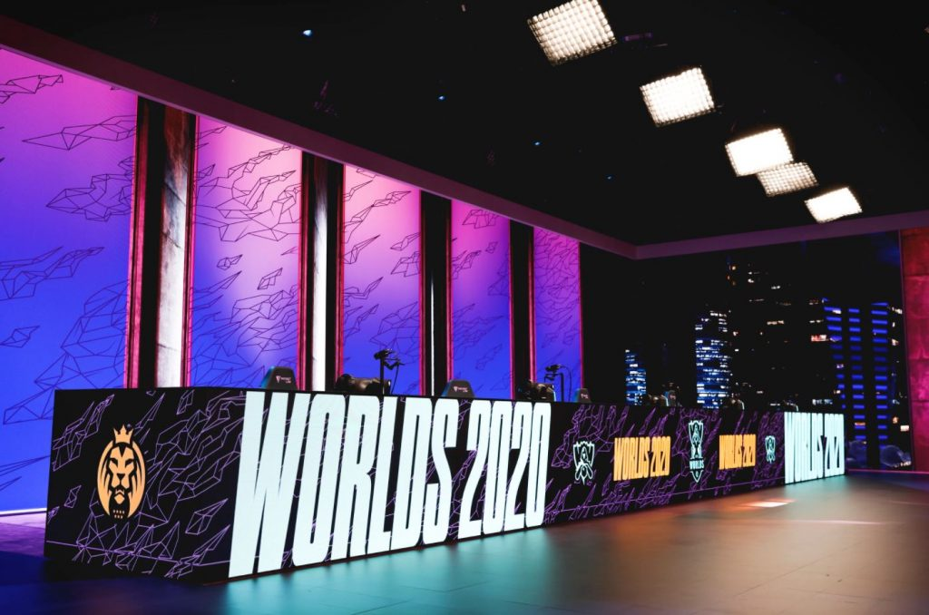 Worlds 2020 tournament organizers