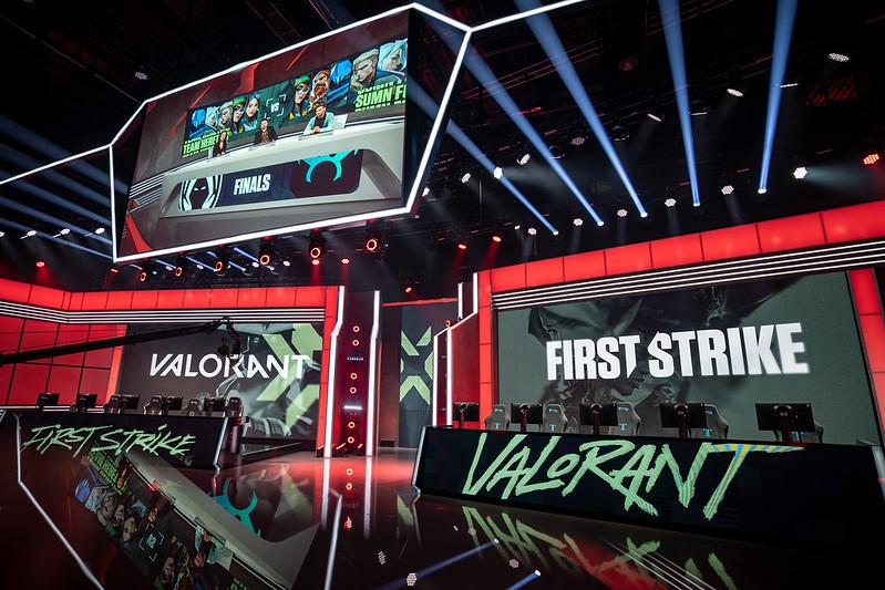 First Strike Esports 2020