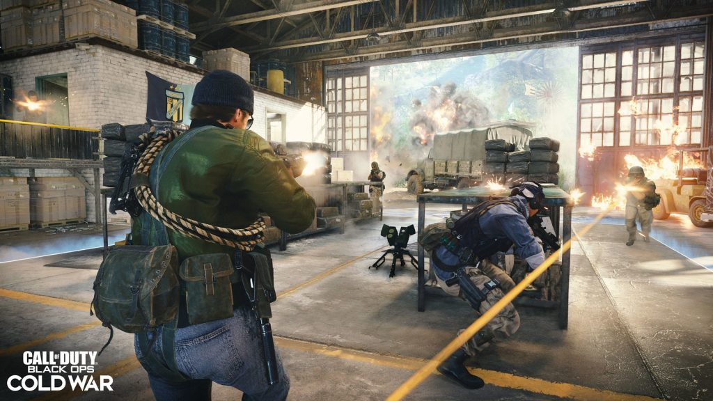 Cartel Call of Duty Black Ops Cold War Maps