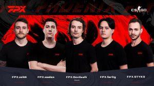 FunPlus Phoenix csgo roster