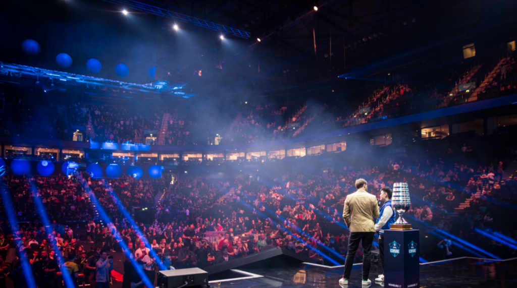 ESL Gaming Reveal Live Event Plans for 2021