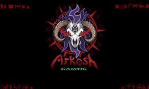 Are Arkosh Gaming Smurfing? The fact they hide their players real identities has created controversy (image via Arkrosh Gaming)