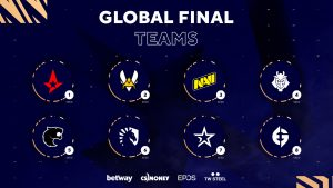 BLAST Premier Global Final Favorites & Underdogs