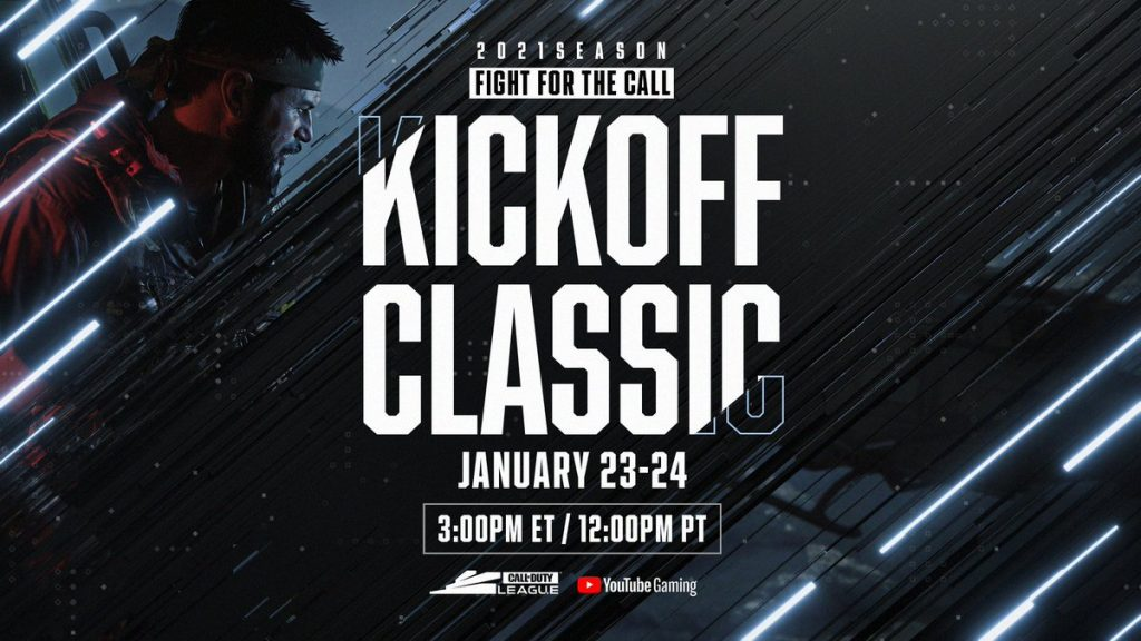 The CDL has announced that the Kickoff Classic that will celebrate the one-year anniversary of the league (Image via CDL)