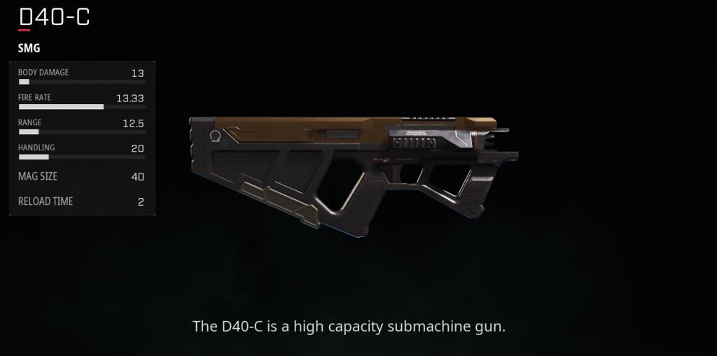 D40-C SMG Sigrid