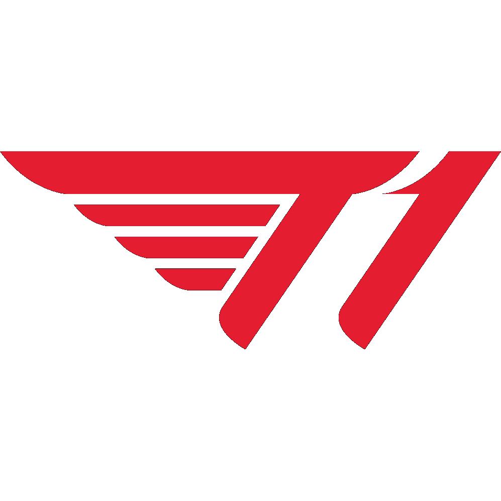 lck t1 logo