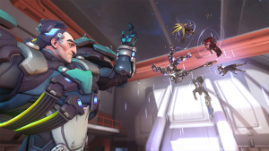 Overwatch Nerfs Sigma, Ashe in Latest Update